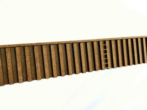 LASER-CUT-CANAL-PILING-DOCKSIDE-QUAYSIDE-N-SCALE-1-48-MODEL-RAILWAY-LX107-N