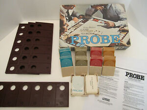 Probe-Game-vintage-2-4-players-ages-8-to-adult-Parker-Brothers