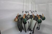 Duck Decoy Texas Ready Rigs 4 Oz 48 Clear Mojo Type 3 Dozen Sliding Lines