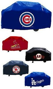 Milwaukee Brewers MLB Grill Cover Economy