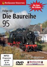 DVD Stars der Schiene 82 - Die Baureihe 95