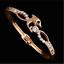 Trendy Fashionable Various Charm Gift Present Cuff Love Bangles Bracelets Women