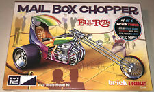 MPC Ed Roth's Mail Box Chopper Trick Trikes Series 1:25 scale model kit 892