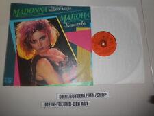LP Pop Madonna - Like A Virgin (9 Song) BALKANTON / BULGARIA engl typo