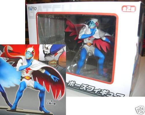 Giappone Japan Anime Manga Figure PVC TAITO Personaggio Gatchaman Gatchman Ken