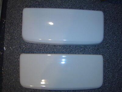 Bone Almond Biscuit American Standard Toilet Tank Lid Top