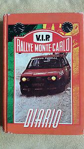 LANCIA MARTINI Diario Rallye Monte Carlo V.I.P. - Italia - LANCIA MARTINI Diario Rallye Monte Carlo V.I.P. - Italia