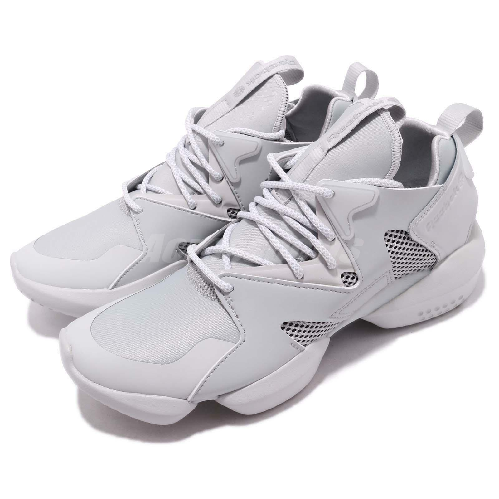 Reebok 3D OP. Lite Grey Bold Looks Fashion Mens Lifestyle Shoes Sneakers CN3826