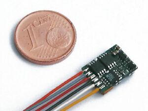 Kuehn-N025-Lokdecoder-N025-NMRA-DCC-DCC-Mot-Kabel-1-Stueck-Spur-N-NEU