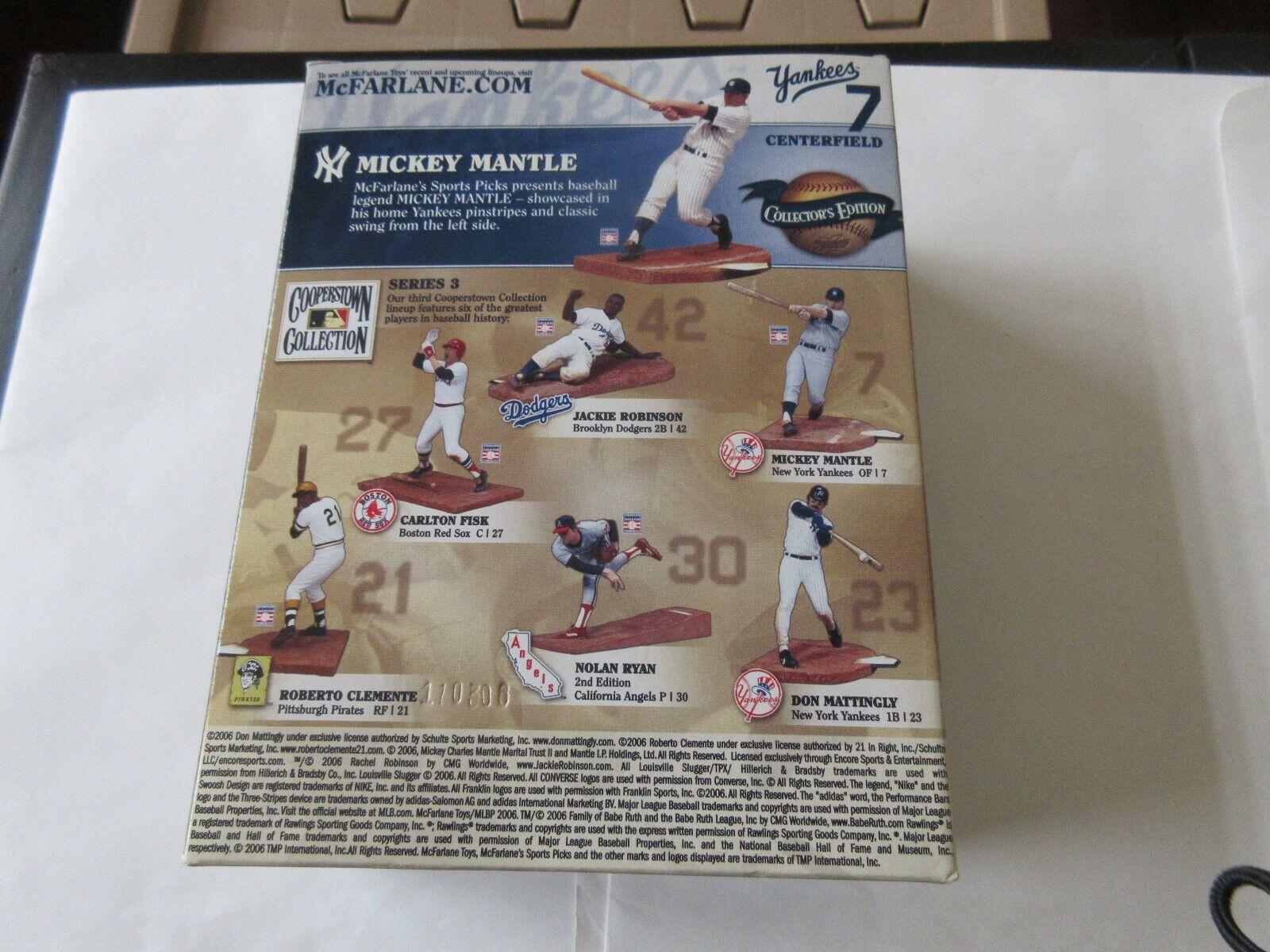 Babe Ruth , New York Yankees , 2006 , McFarlane Coopers