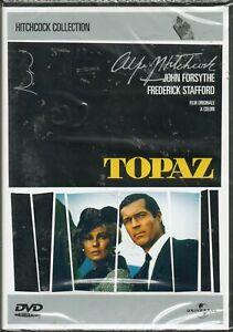 Topaz-di-Alfred-Hitchcook-Dvd-Fuori-Catalogo-Nuovo-Sigillato