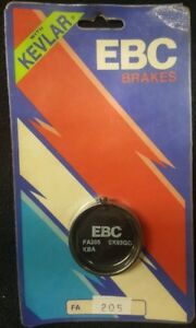 EBC Brakes FA414X Disc Brake Pad Set