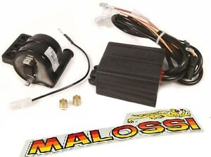 Boitier-cdi-Malossi-Derbi-Gilera-Beta-Sherco-Rieju-Peugeot-Minarelli-AM6