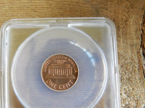 1972d Anacs MS64 RD Lincoln Cent Penny WDDO-001 Double DDO Doubled Die* Rare*