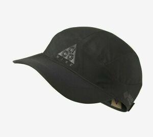 Nike-ACG-Tailwind-Gore-Tex-Hat-Black-Mens-1Size-Sportswear-Baseball-Cap