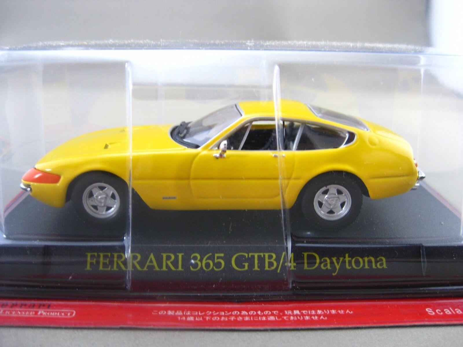 Ferrari 365 GTB DAYTONA Hachette 1 43 Diecast voiture Vol.15