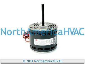 OEM ICP Heil Tempstar 1/2 HP 115v BLOWER MOTOR 1172487 99728 84748 Schematic Furnace Wiring Ntp Gfa on