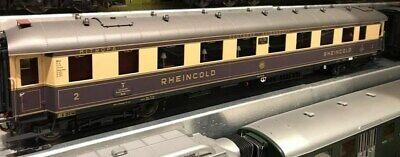 Bello Dingler Rheingold Set Treni 6 Pezzi Digitale Con Carroza + Vagone Per Bagagli Una Grande Varietà Di Merci