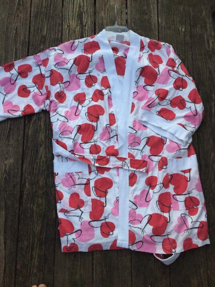 Nearly New CYPRESS Robe Spa Yoga Beach Pajamas PI… - image 4