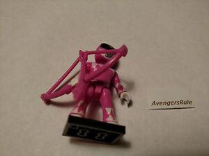 Mega Construx Power Rangers Series 1 Pink Ranger