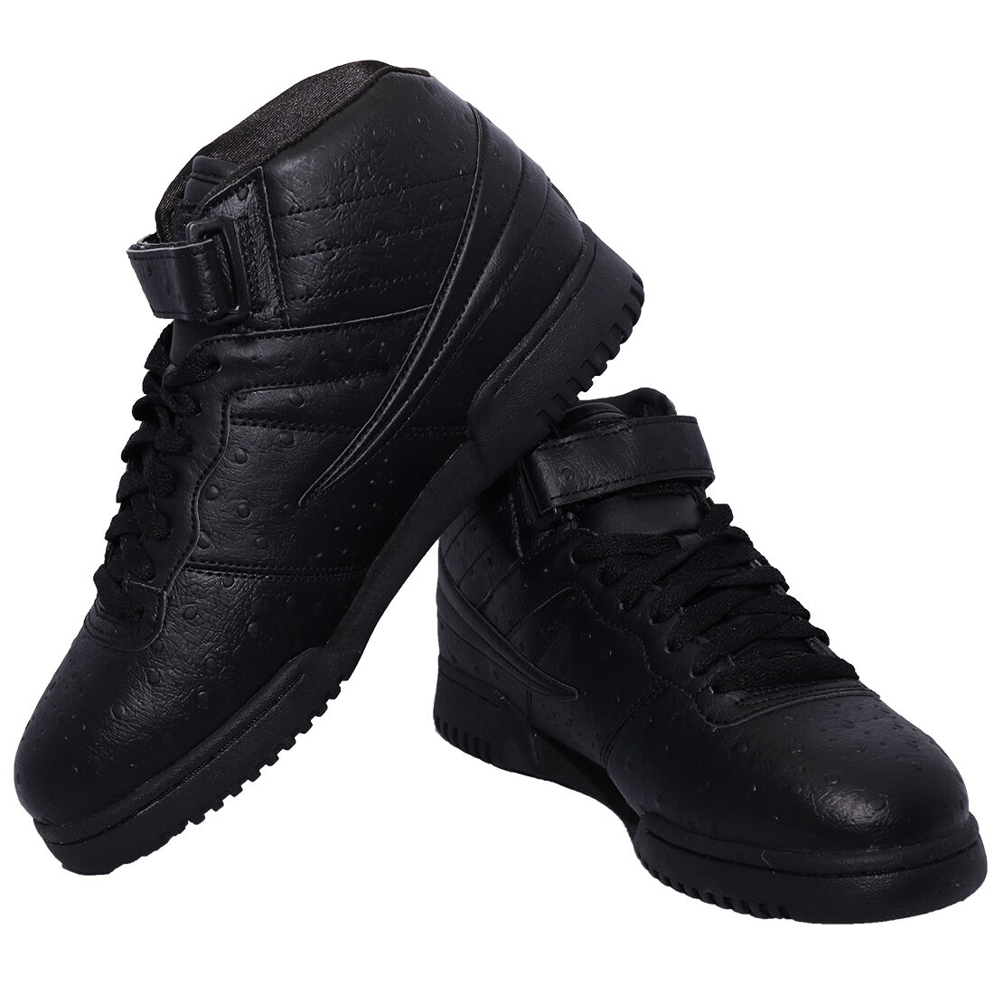 NEW Men Fila F13 F-13 OSTRICH PREMIUM Classic Mid High Top Basketball Shoes New shoes for men and women, limited time discount
