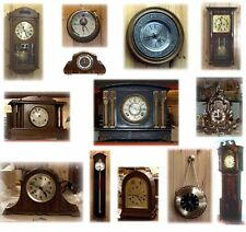 Horology How to Repair & Adjust Watches Clocks 50+ Books Clock repairman CD DVD