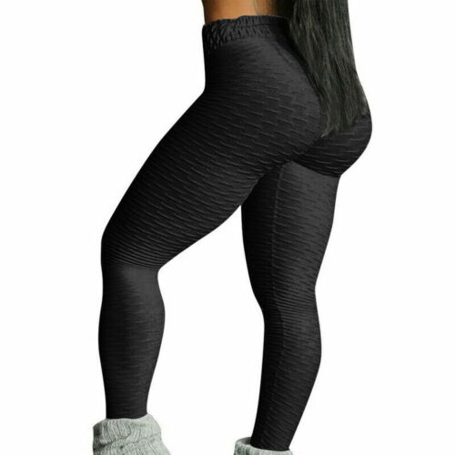 Women/'s Leisure Gym Anti-Cellulite Compression Leggings Butt Lift Elastic Pants
