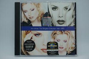 Kim Wilde - The Singles Collection 1981-1993  CD Album