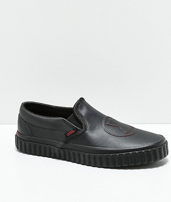 Black Widow Skate Shoes Mens Womens Red