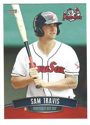 2018 PAWTUCKET RED SOX COMPLETE TEAM SET MINORS AAA BOSTON RED SOX