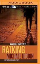 An Aurelio Zen Mystery: Ratking 1 by Michael Dibdin (2015, MP3 CD, Unabridged)