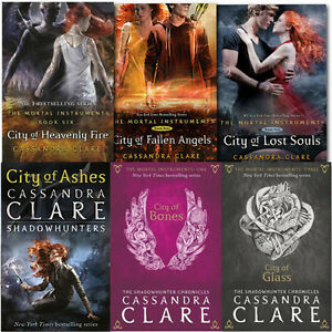Cassandra-Clare-Collection-Young-Adults-6-Books-Set-Paperback-English