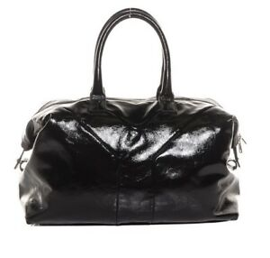 Image is loading Authentic-Yves-Saint-Laurent-Easy-Bag-Tote-Shoulder- 89203cb5a5a12