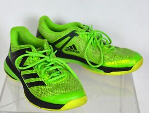 Details about Adidas Court Stabil 13 Green Trainers Men's UK Size 7 BA8361