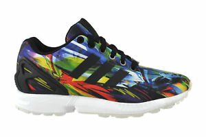 NoirBaskets Af6323 Multicolores Torision Schuhe Adidas Zx Flux 8nvmN0w