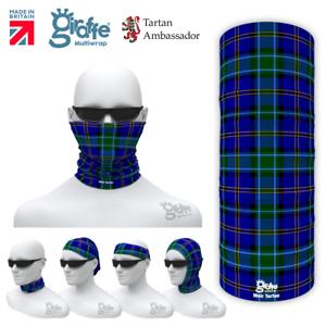 Weir clan écossais tartan Multifonctionnel Headwear Bandana Tube Bandana