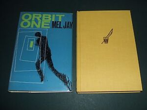 1966-1st-edition-in-Dust-Jacket-of-Orbit-One-by-Mel-Jay-Arcadia-House-Vintage-SF