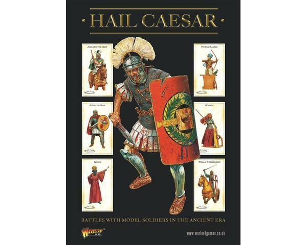 Hail Caesar, Battles with Model Soldiers in the Ancient Era, Rulebook, English