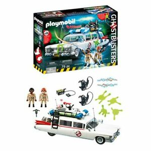 Playmobil-9220-Ghostbusters-Ecto-1-Vehicle-With-Figures