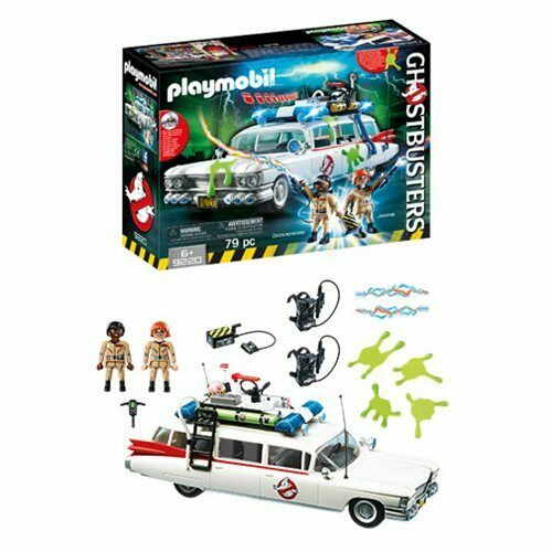 Playmobil 9220 Ghostbusters Ecto-1 Vehicle With Figures