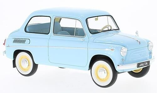 IXO Models Saporoshez ZAZ 965AE Jalta (light blu) 1 18 PSM18002A
