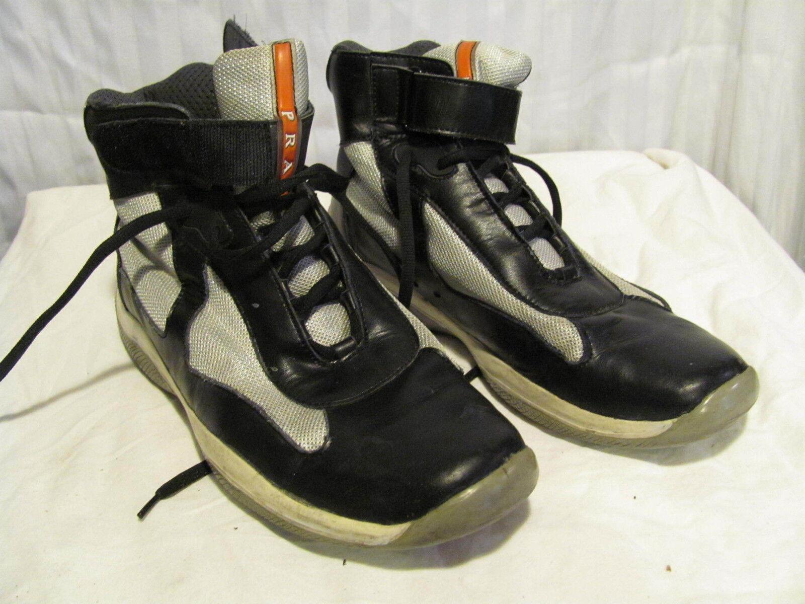 Rare Prada tennis shoes Calzature men Skiskolaer PS906 9