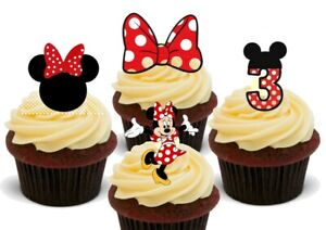 Swell Minnie Mouse 3Rd Birthday Mix 12 Stand Up Premium Card Funny Birthday Cards Online Necthendildamsfinfo
