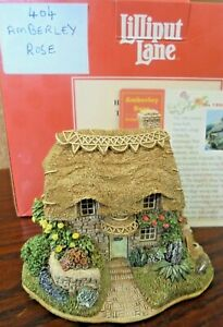 LILLIPUT-LANE-404-AMBERLEY-ROSE-AMBERLEY-WEST-SUSSEX-WITH-BOX-amp-DEEDS