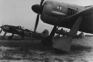 8x6-Gloss-Photo-ww4F85-World-War-2-Pictures-Fw-1903
