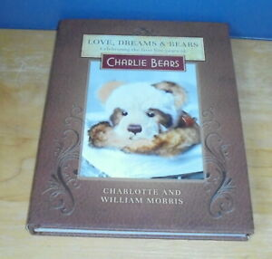 Charlie-Bears-Love-Dreams-amp-Bears-hardback-book-Celebrating-the-First-Five-Year