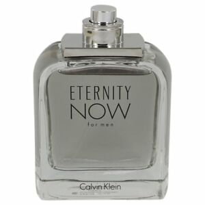 add02697c Calvin Klein Eternity Now for Men 3.4 Oz 100 Ml Eau De Toilette Spray
