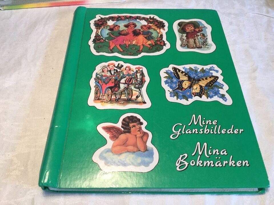 Glansbilleder, Fyldt glansbilledalbum