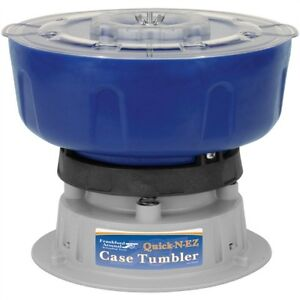 110V 855020 Frankford Arsenal Quick-N-EZ Case Tumbler