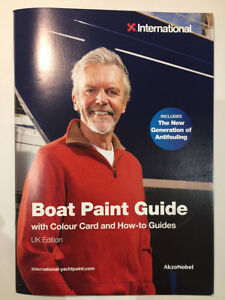 Details about New 2018 International Boat Paint Guide And Colour Charts ZS33